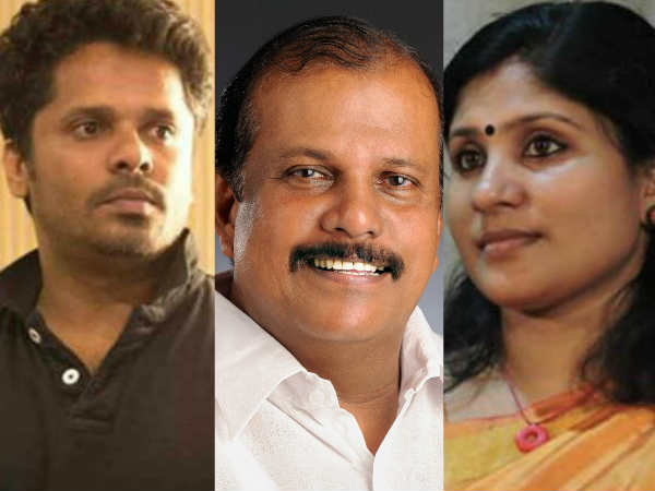 Aashiq Abu And Deepa Nisanth Against Pc George