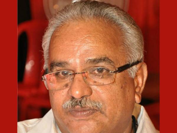 Kanam Rajendrans Against Government