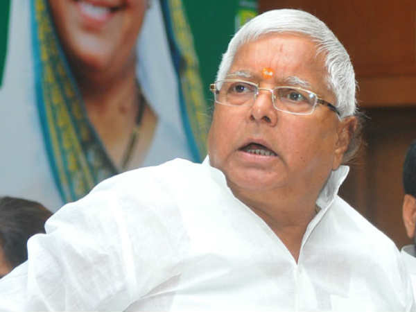 Lalu Yadavs Rally Throws Up Congress Conundrum A Gandhi In The House