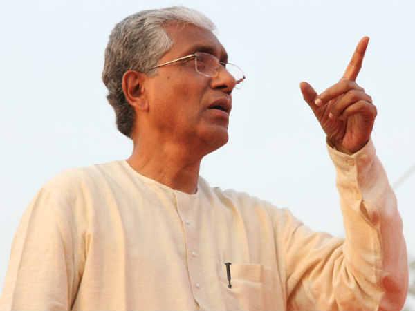 Doordarshan All India Radio Refuse To Air Tripura Chief Ministers Speech