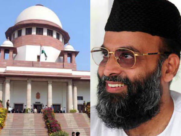 Madani S Kerala Journey Supreme Court Criticized Karnataka