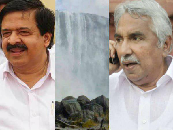 Split In Congress On Athirappilly Project