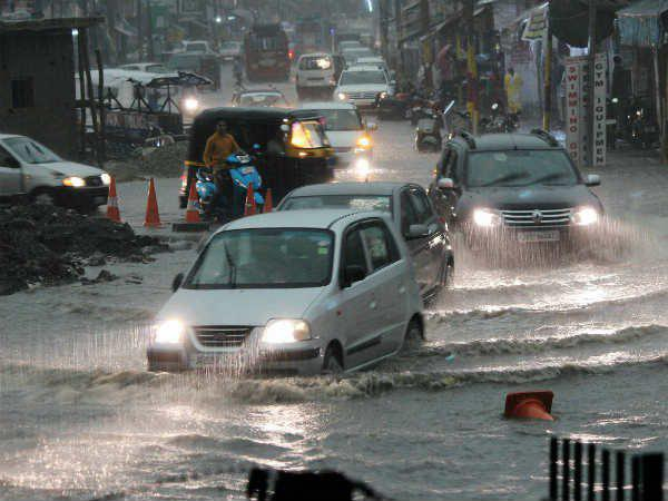 Bengaluru Monday Rain Highest August 127 Years