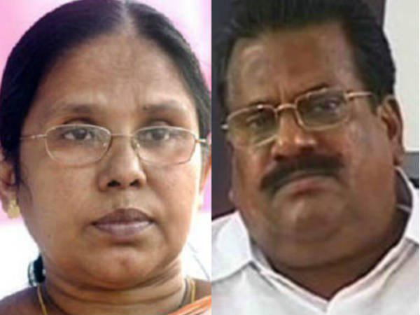 Opinion Clash In Cpm Over And Shailaja And E P Jayarajan