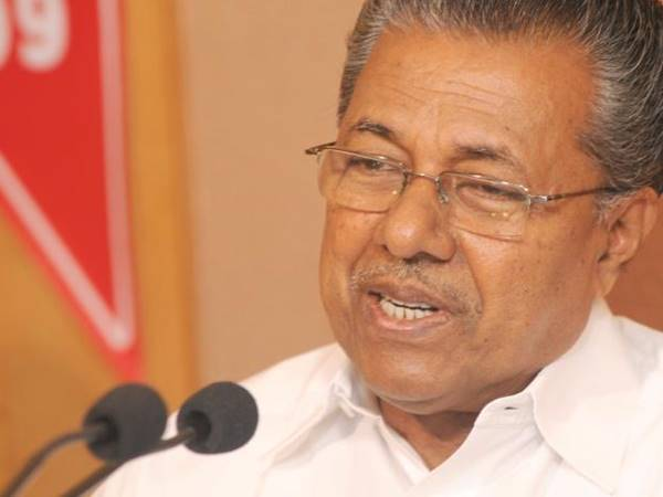 Pinarayi Writes To Karnataka Government