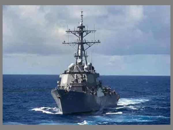 Five Sailors Injured 10 Missing After Navy Destroyer Collid