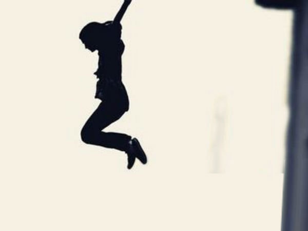 Jharkhand Girl Jumps From School Building