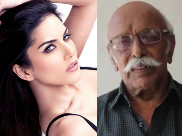 Vaisakhan Criticises The Crowd Gathered To See Sunny Leone At Kochi