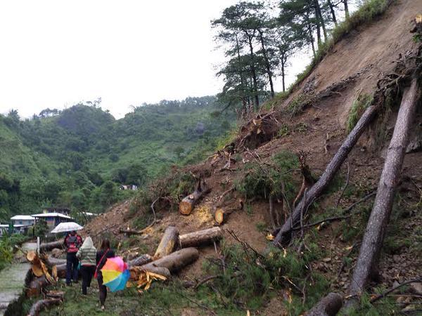 Heavy Rain Landslides Wayanad One Died