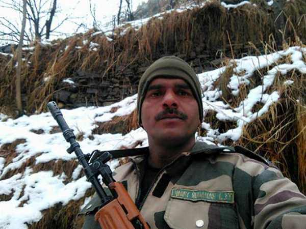 Bsf Food Homely Jawan S Video Was Used Pakistan S Isi Force Chief