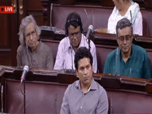 Why Worst Performer Sachin Tendulkar Had Attend Rajya Sabha