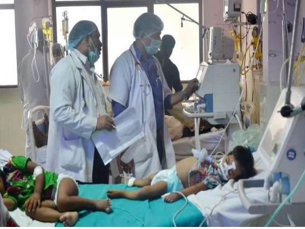 Nine More Children Die Gorakhpur S Brd Medical College Toll