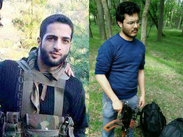 Burhan Wani Abu Dujana Were Killed Because Their Ex Girlfriends