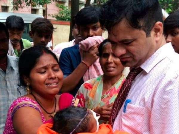 Can T Link Gorakhpur Deaths Lack Oxygen Says Centre Team