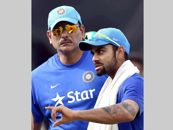 Coach Ravi Shastri Changes Indian Team Training Style
