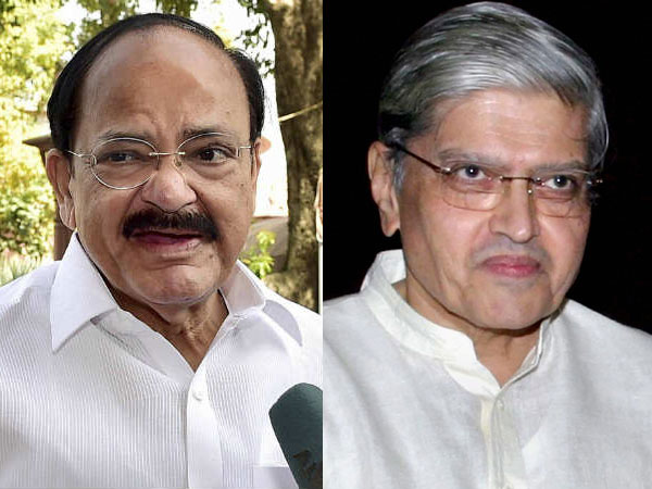 Vice President Election On Saturday Venkaiah Naidu Hopes Majority