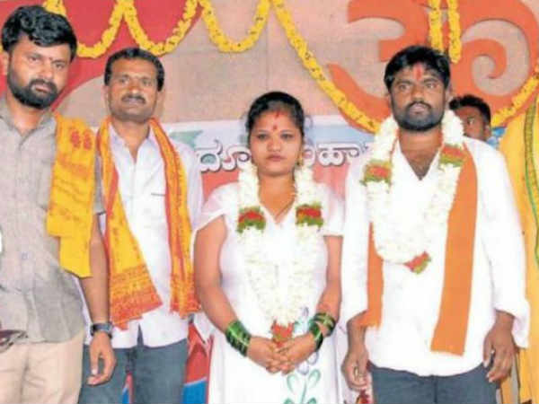 Muslim Converts Hinduism Marry His Love