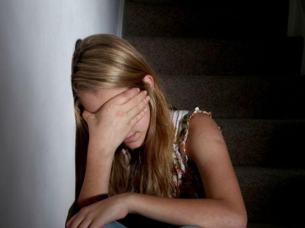 Girl Realises Dad Raped