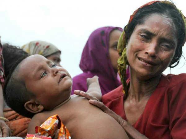 How Israel Is Helping Myanmar Army Against Rohingya