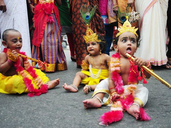 Sreekrishna Jayanthi 2017 Celebrations Kerala