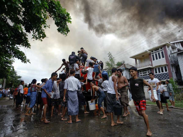 Un Urges Myanmar To End Rohingya Violence