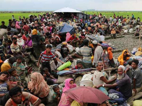 Qatar Charity Will Help Rohingyan Refugees