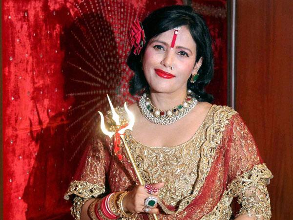 Radhe Maa Lives This Lavish Rs 250 Crore Nand Nandan Bhawan