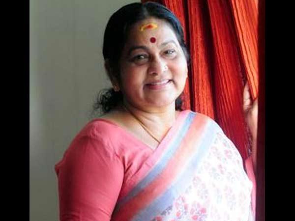Deepa Nishanth Against Kpac Lalitha