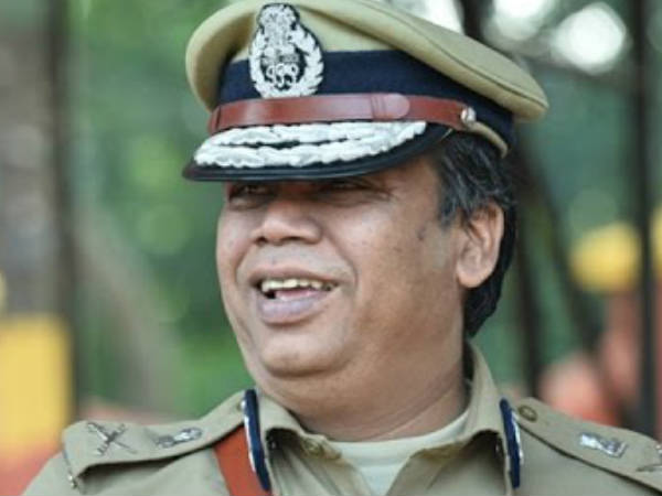 Behra Appointed Chief Vigilance Officer For Kerala Police Force