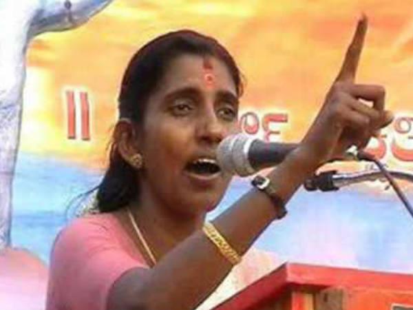 Kp Sasikala Controversial Speech At Kozhikode