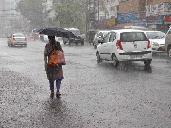 Heavy Rain Kerala Five Death Reported On Monday