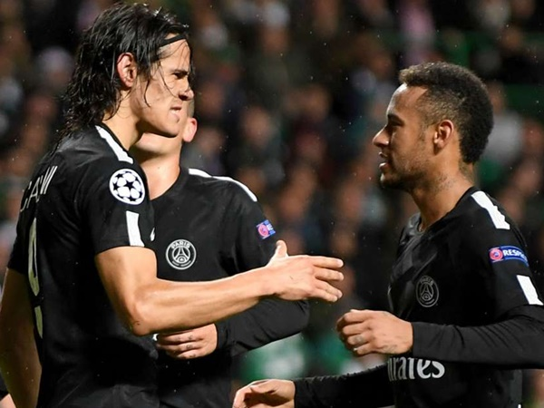 Neymar Cavani Penalty Spat A War Of Egos