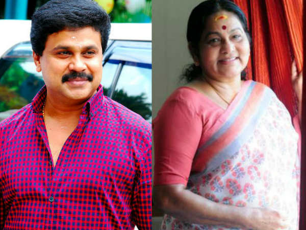 Kpac Lalitha Comment About Visiting Dileep In Jail