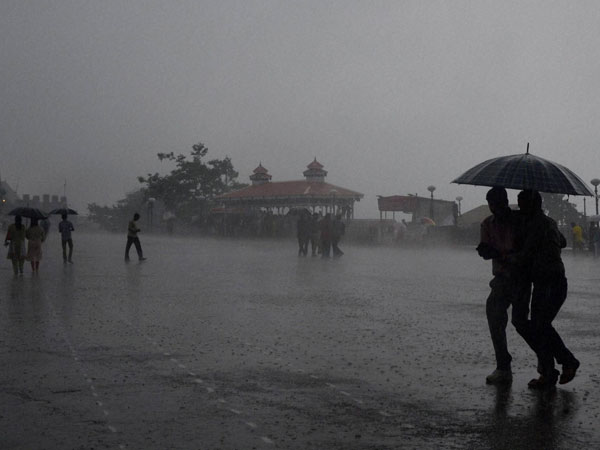 Heavy Rain Continues Kerala