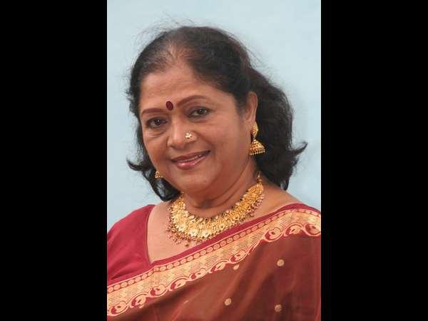 Actress Bv Radha Passed Away Bengaluru