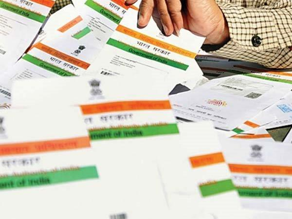 Over 25 Sim Cards Linked Aadhaar Uidai