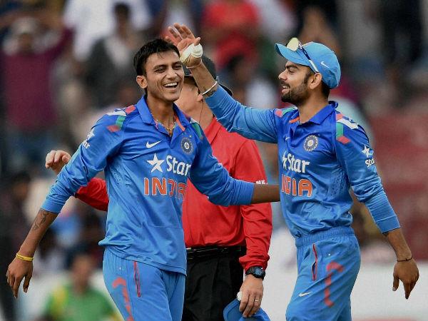 India Vs Australia Axar Patel Returns As Bcci Announces Squad Two Odis