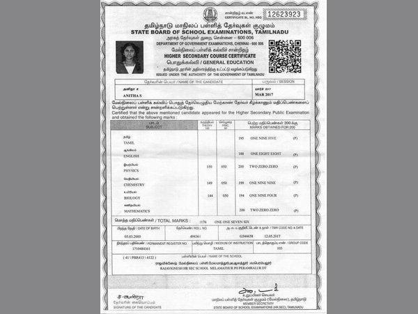 Tamil Nadu Student Who Petitioned Against Neet 2017 Kills Self