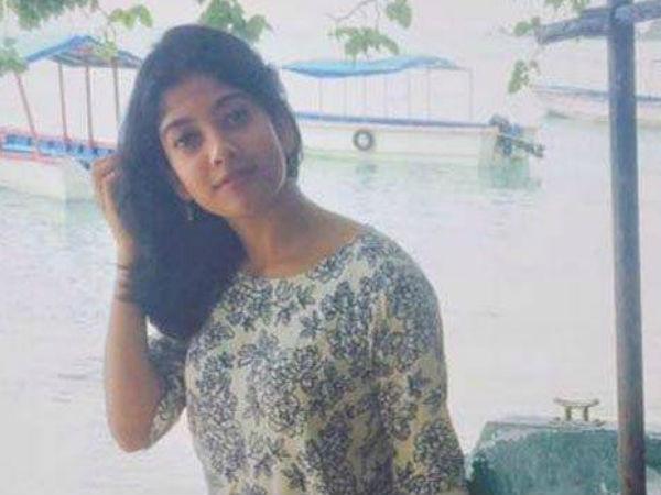 Malayali Girl Drown Goa Beach
