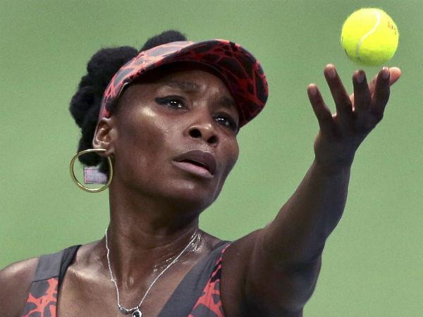 Venus In Us Open Semi Final