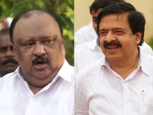 Chennithala Against Thomas Chandy
