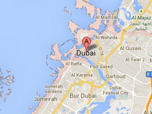 Dubai Police Surprise Tourist