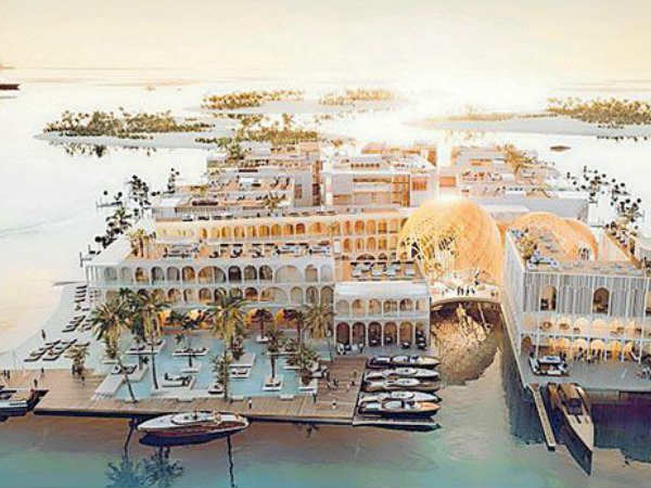 Dubai To Get Worlds First Floating Luxury Resort