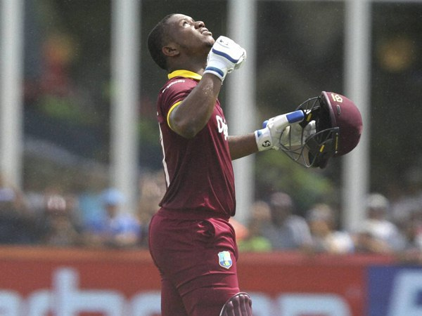 Evin Lewis 176 In Vain As England Beat Wi In D L Scramble