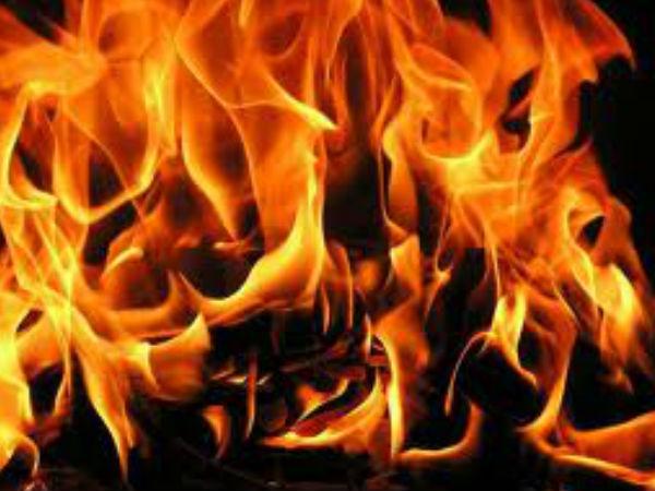 Fire Breaks Out Near Padmanabha Swamy Temple