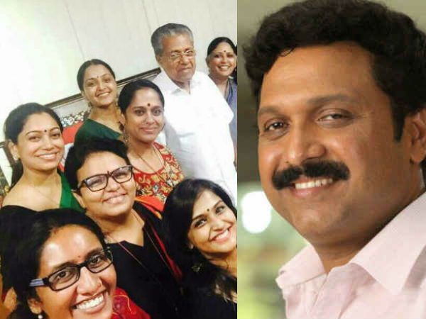 Women In Cinema Collective To File Complaint Against Ganesh Kumar