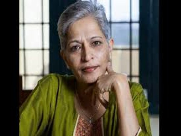 Gauri Lankesh Murder Sit Question Brother Indrajit 2 Naxal Leaders