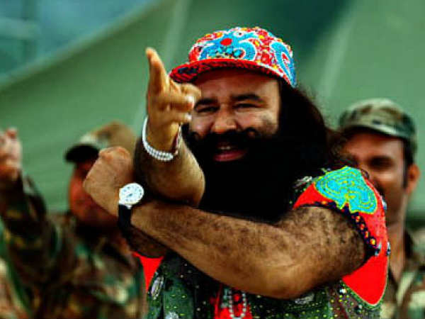Murder Cases Against Ram Rahim Security Up Around Dist Court Complex