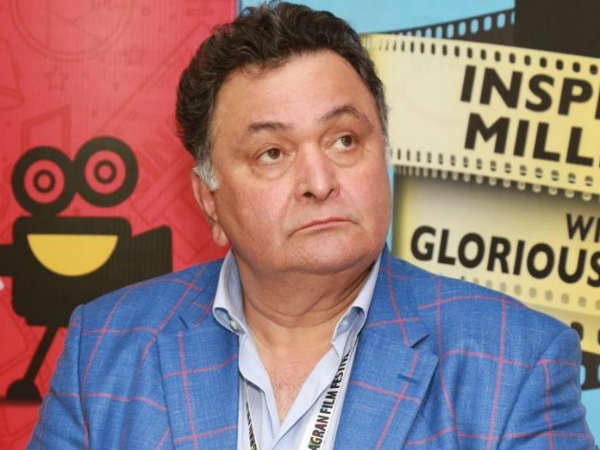 Rishi Kapoor Attacks Rahul Gandhi S Dynasty Politics Comment Don T Bullshit People