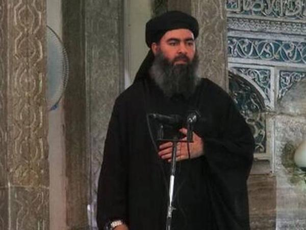 Isis Chief Calls On Jihadists Resist Apparent Recording